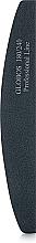 Духи, Парфюмерия, косметика Пилка антисептическая двусторонняя 180/240, черная - Globos Professional Line