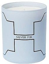 Духи, Парфюмерия, косметика Oliver & Co Silver Fir - Свеча ароматизированая