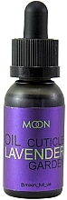 Духи, Парфюмерия, косметика Масло для кутикулы - Moon Lavender Cuticle Oil