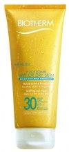 Духи, Парфюмерия, косметика Солнцезащитное молочко-флюид - Biotherm Fluide Solaire Wet or Dry Skin SPF 30