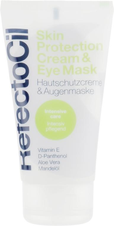 Защитный крем для кожи вокруг глаз - RefectoCil Skin Protection Cream