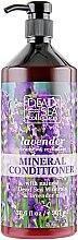Духи, Парфюмерия, косметика Кондиционер с минералами Мертвого моря и маслом лаванды - Dead Sea Collection Lavender Mineral Conditioner