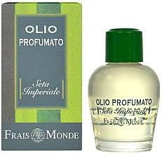 Духи, Парфюмерия, косметика Парфюмированное масло - Frais Monde Imperial Silk Perfume Oil