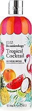 Духи, Парфюмерия, косметика Крем для душа - Baylis & Harding Beauticology Tropical Cocktail Shower Cream