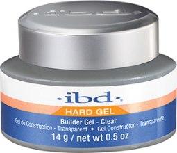 Духи, Парфюмерия, косметика Гель конструирующий для ногтей прозрачный - IBD Builder Clear Gel