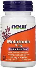 Духи, Парфюмерия, косметика Мелатонин от бессонницы, 3 мг. - Now Foods Melatonin