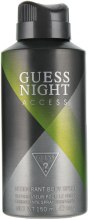 Духи, Парфюмерия, косметика Guess Guess Night Access - Дезодорант