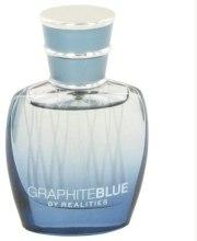 Духи, Парфюмерия, косметика Liz Claiborne Graphite Blue by Realities - Одеколон (тестер с крышечкой)