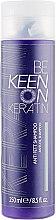 Духи, Парфюмерия, косметика Кератин-шампунь для жирных волос - KEEN Anti Fett Shampoo