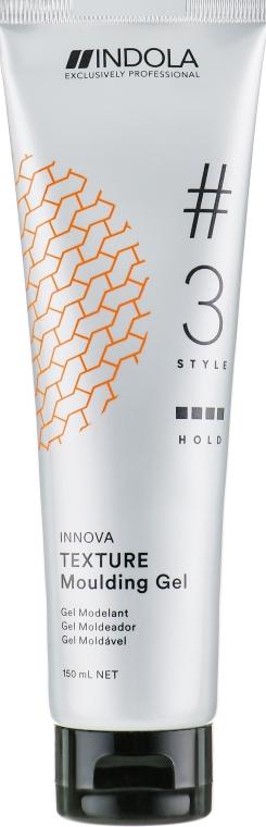Моделирующий гель для волос - Indola Style Texture Moulding Gel #3