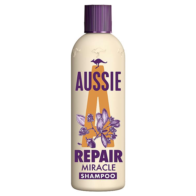 Шампунь для поврежденных волос - Aussie Repair Miracle Shampoo