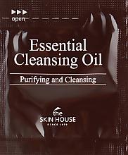 Духи, Парфюмерия, косметика Гидрофильное масло для снятия макияжа - The Skin House Essential Cleansing Oil (пробник)