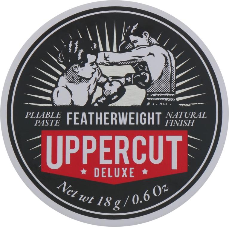 Паста для укладки волос средней фиксации - Uppercut Deluxe Featherweight (мини)