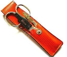 """Духи, Парфюмерия, косметика Маникюрный набор для путешествий """"PL880"""", оранжевый - DuKaS"""