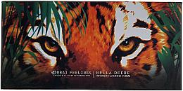 Духи, Парфюмерия, косметика УЦЕНКА Профессиональная палетка теней для век - Veronni Explorer 12 Color Eyeshadow Tiger *