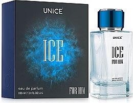 Духи, Парфюмерия, косметика Unice Ice For Him - Парфюмированая вода