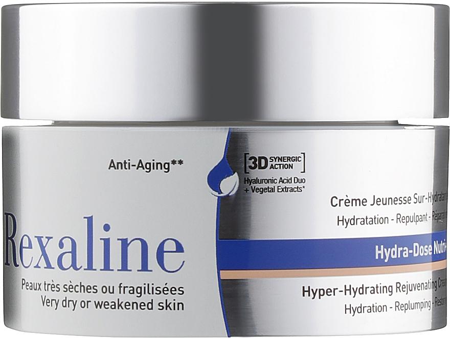Суперувлажняющий питательный крем для лица - Rexaline Hydra 3D Hydra-Dose Nutri Cream