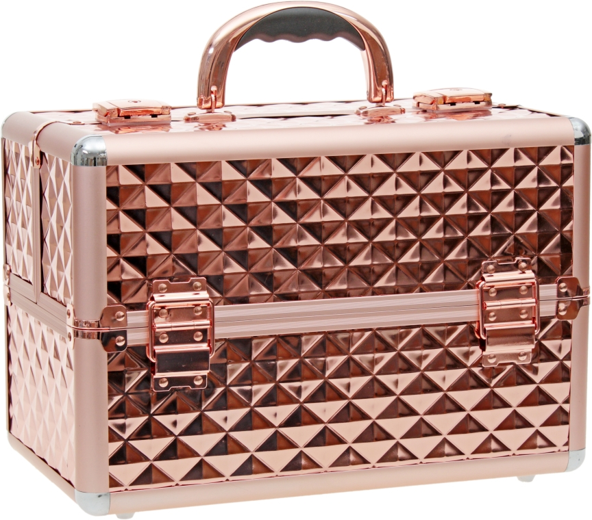 Косметический кейс - Inglot Makeup Case Diamond Rose Gold MB153A-M (K107 4)