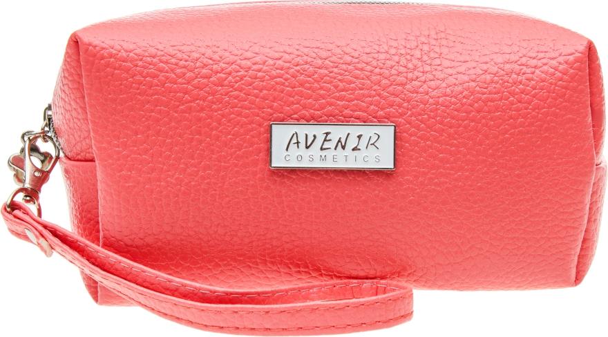 Косметичка, коралловая - Avenir Cosmetics City Box