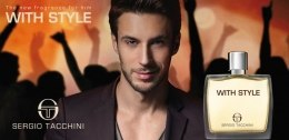 Sergio Tacchini With Style - Лосьйон після гоління — фото N2