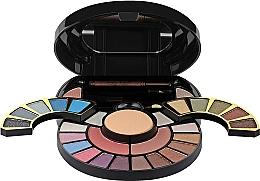 Духи, Парфюмерия, косметика Косметический набор, HB-2513G - Ruby Rose Deluxe Make Up Kit