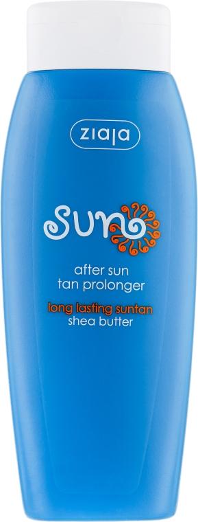 Закрепитель загара для всех типов кожи - Ziaja Sun After Sun Tan Prolonger