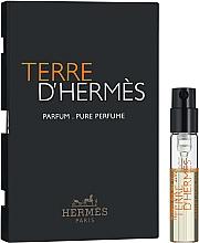Парфумерія, косметика Hermes Terre dHermes - Парфумована вода (пробник) 1.5ml