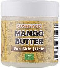 "Духи, Парфюмерия, косметика Баттер для лица, волос и тела ""Манго"" - Cosheaco Mango Butter"