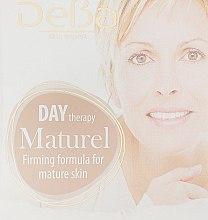 Духи, Парфюмерия, косметика Крем для лица и шеи дневной укрепляющий для зрелой кожи - DeBa Maturel Day Cream