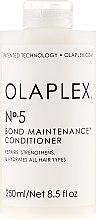Парфумерія, косметика Кондиціонер для всіх типів волосся - Olaplex Bond Maintenance Conditioner No. 5