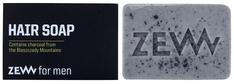 Духи, Парфюмерия, косметика Натуральное твердое мыло для волос - Zew Hair Soap