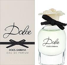 Dolce&Gabbana Dolce - Парфумована вода (міні) — фото N1