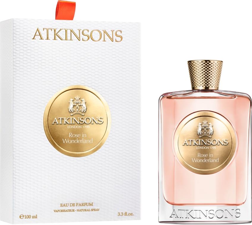 Atkinsons Rose in Wonderland - Парфюмированная вода