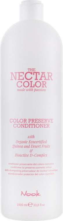 Кондиционер для сохранения косметического цвета - Nook The Nectar Color Color Preserve Conditioner