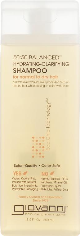 Балансирующий шампунь - Giovanni 50/50 Balanced Shampoo