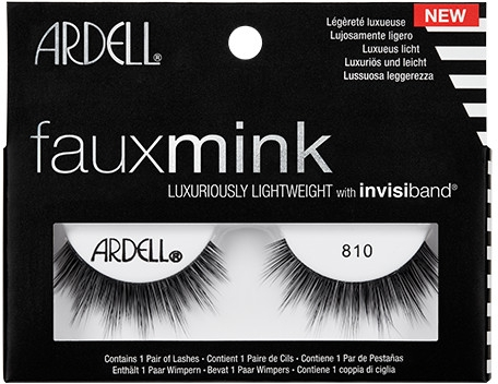 Накладные ресницы - Ardell Faux Mink Luxuriously Lightweight 810