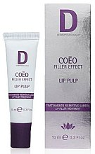 Духи, Парфюмерия, косметика Крем для губ с эффектом косметического филлера - Dermophisiologique Coeo Lip Pulp Filler Effect