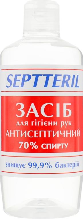"""Средство для гигиены рук """"Антисептическое"""" - Septteril"""