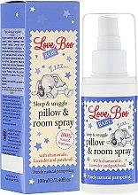 Духи, Парфюмерия, косметика Спрей для детской комнаты - Love Boo Pillow&Room Spray
