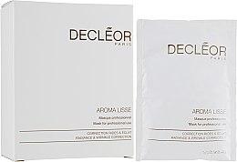 Духи, Парфюмерия, косметика УЦЕНКА Маска для коррекции морщин - Decleor Aroma Lisse Mask Radiance & Wrinkle Correction Mask *