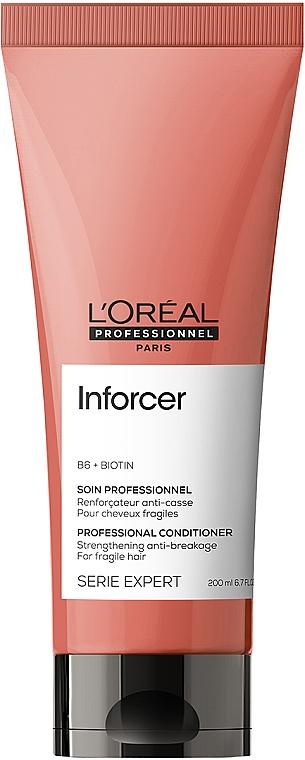 Укрепляющий кондиционер для волос - L'Oreal Professionnel Serie Expert Inforcer Strengthening Anti-Breakage Conditioner