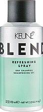 Духи, Парфюмерия, косметика Сухой шампунь - Keune Blend Refreshing Spray