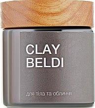 Духи, Парфюмерия, косметика Бельди глиняное с алоэ и шиповником - Lac Sante Home Spa Clay Beldi