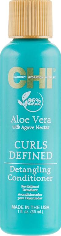 Кондиционер для распутывания волос Чи Алоэ Вера - CHI Aloe Vera Detangling Conditioner