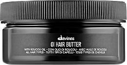 Духи, Парфюмерия, косметика Питательное масло для абсолютной красоты волос - Davines OI Hair Butter