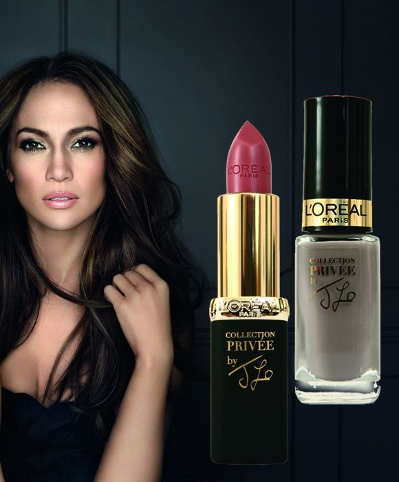LOreal Collection Privée by Colour Riche Nude Lip & Nail