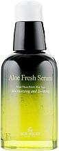 Увлажняющая и успокаивающая сыворотка с экстрактом алоэ - The Skin House Aloe Fresh Serum — фото N2