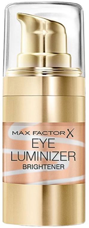 Средство для области под глазами - Max Factor Eye Luminizer Brightener