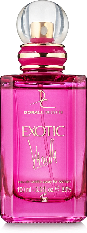 Dorall Collection Exotic Vanilla - Туалетная вода