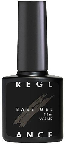 Каучуковое базовое покрытие - Reglance Base Gel